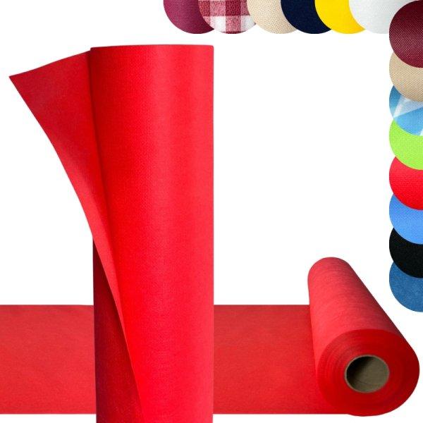 Elegant Sensalux Tischdeckenrollen 1m X 25m